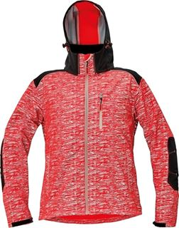 Picture of KNOXFIELD PRINTED SOFTSHELL RADNA JAKNA